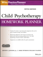 Child Psychotherapy Homework Planner av Arthur E. Jongsma, L. Mark Peterson og William P. McInnis (Heftet)