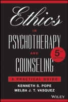 Ethics in Psychotherapy and Counseling av Kenneth S. Pope og Melba J. Vasquez (Heftet)
