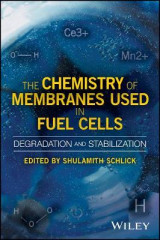 Omslag - The Chemistry of Membranes Used in Fuel Cells