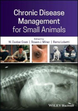 Omslag - Chronic Disease Management for Small Animals