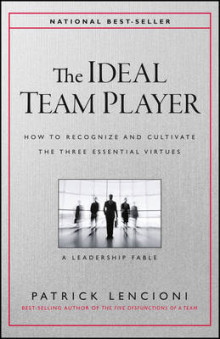 The Ideal Team Player av Patrick M. Lencioni (Innbundet)