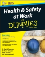 Health & Safety at Work for Dummies av RRC (Heftet)