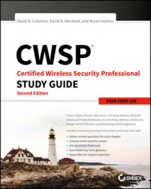 CWSP Certified Wireless Security Professional Study Guide av David D. Coleman, David A. Westcott og Bryan E. Harkins (Heftet)