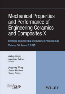 Mechanical Properties and Performance of Engineering Ceramics and Composites X: Volume 36, Issue 2 av Jiyang Wang, Soshu Kirihara og ACerS (American Ceramic Society) (Innbundet)
