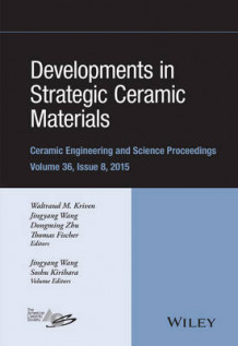 Developments in Strategic Ceramic Materials (Innbundet)