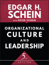 Omslag - Organizational Culture and Leadership, 5th Edition