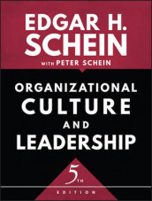 Organizational Culture and Leadership av Edgar H. Schein og Peter A. Schein (Heftet)