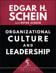 Organizational Culture and Leadership av Edgar H. Schein og Peter Schein (Heftet)