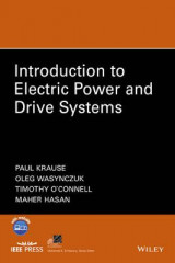 Omslag - Introduction to Electric Power and Drive Systems