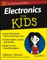 Electronics for Kids for Dummies av Cathleen Shamieh (Heftet)