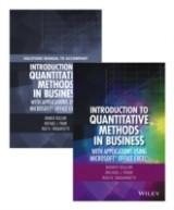 Omslag - Introduction to Quantitative Methods in Business