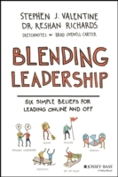 Blending Leadership av Stephen J. Valentine, Reshan Richards og Brad Ovenell-Carter (Heftet)