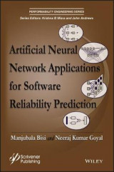 Omslag - Artificial Neural Network Applications for Software Reliability Prediction