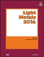 Light Metals 2016 av Metals & Materials Society (TMS) The Minerals (Innbundet)