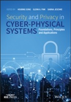Omslag - Security and Privacy in Cyber-Physical Systems
