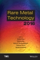 Rare Metal Technology 2016 av TMS (Innbundet)