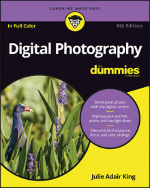 Digital Photography For Dummies av Julie Adair King (Heftet)