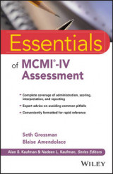 Omslag - Essentials of MCMI-IV Assessment