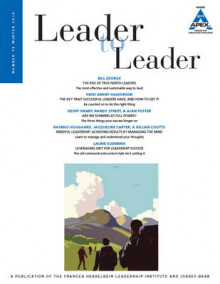 Leader to Leader (LTL) Winter 2016: Volume 79 av LTL (Heftet)