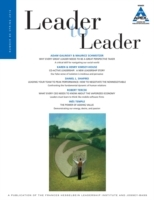 Leader to Leader (LTL), Volume 80, Spring 2016 (Heftet)