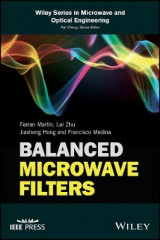 Omslag - Balanced Microwave Filters