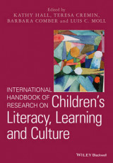 Omslag - International Handbook of Research on Children's Literacy, Learning and Culture