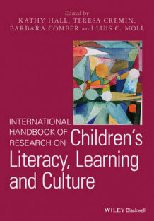International Handbook of Research on Children's Literacy, Learning and Culture (Heftet)