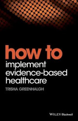 Omslag - How to Implement Evidence-Based Healthcare