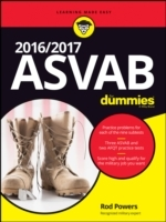 ASVAB For Dummies 2016/2017 av Rod Powers (Heftet)