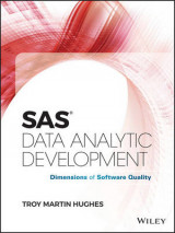 Omslag - SAS Data Analytic Development