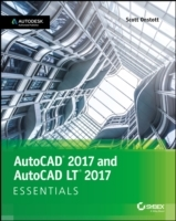 AutoCAD 2017 and AutoCAD LT 2017 Essentials av Scott Onstott (Heftet)