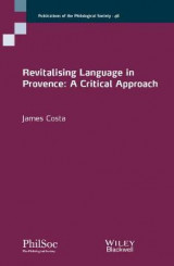 Omslag - Revitalising Language in Provence