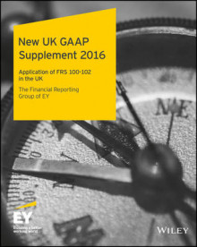 New UK GAAP Supplement 2016 av Ernst & Young (Heftet)