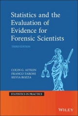 Omslag - Statistics and the Evaluation of Evidence for Forensic Scientists