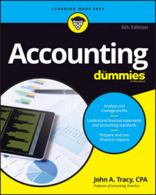 Accounting for Dummies, 6th Edition av John A. Tracy (Heftet)