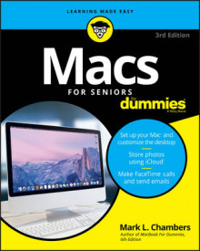 Macs for Seniors For Dummies av Mark L. Chambers (Heftet)