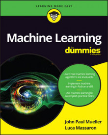 Machine Learning For Dummies av John Paul Mueller og Luca Massaron (Heftet)