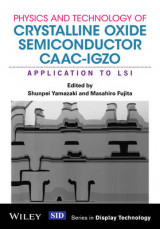 Omslag - Physics and Technology of Crystalline Oxide Semiconductor CAAC-IGZO