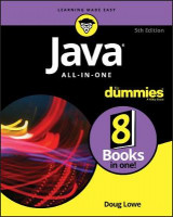 Omslag - Java All-in-One For Dummies