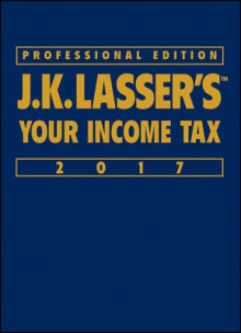 J.K. Lasser's Your Income Tax 2017 av J. K. Lasser Institute (Heftet)