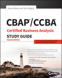 Cbap / Ccba Certified Business Analysis Study Guide, Second Edition av Susan A. Weese og Terri Wagner (Heftet)
