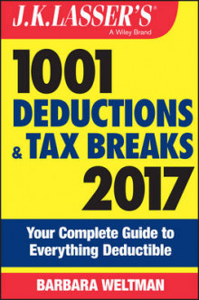 J.K. Lasser's 1001 Deductions and Tax Breaks av Barbara Weltman (Heftet)