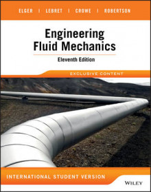 Engineering Fluid Mechanics av Donald F. Elger, Clayton T. Crowe, John A. Roberson og Barbara A. LeBret (Heftet)