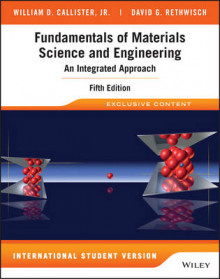 Fundamentals of Materials Science and Engineering av William D. Callister og David G. Rethwisch (Heftet)