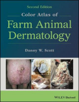 Omslag - Color Atlas of Farm Animal Dermatology