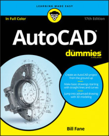 AutoCAD for Dummies, 17th Edition av Bill Fane (Heftet)