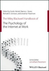 Omslag - The Wiley Blackwell Handbook of the Psychology of the Internet at Work