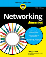 Omslag - Networking For Dummies