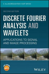 Omslag - Discrete Fourier Analysis and Wavelets
