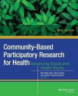 Omslag - Community-Based Participatory Research for Health